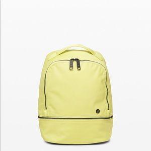 NWT Lululemon small backpack